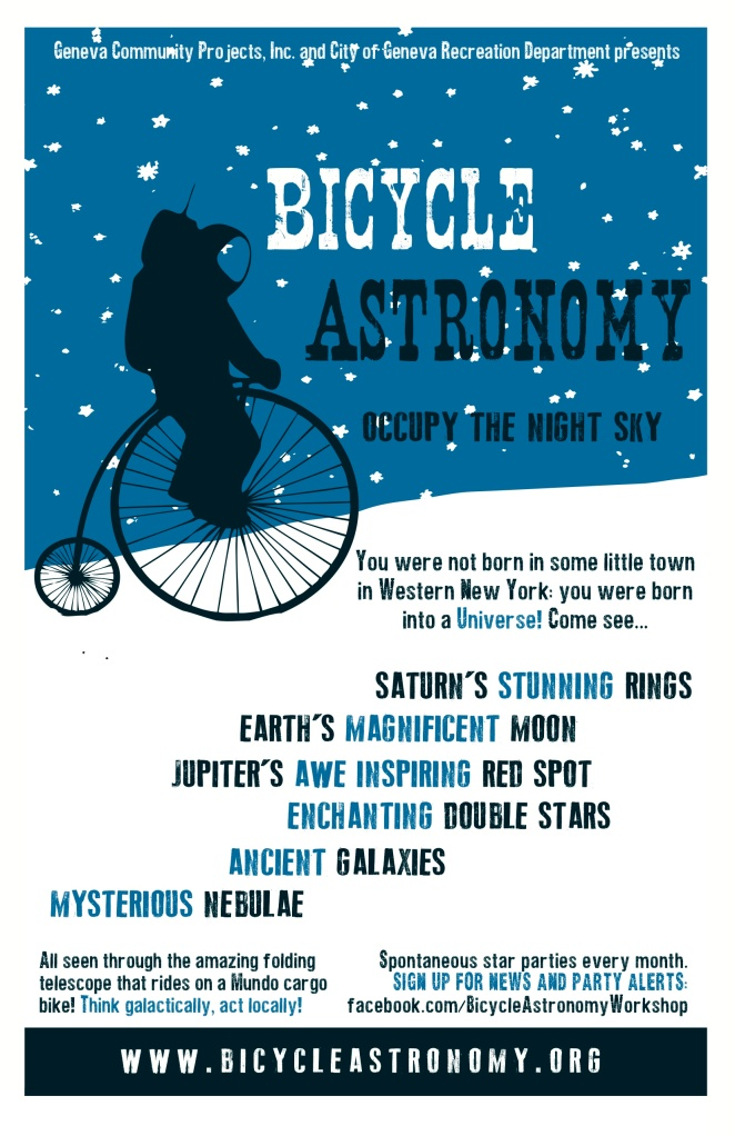 Bicycle Astronomy Hatch Style FINAL BLOG