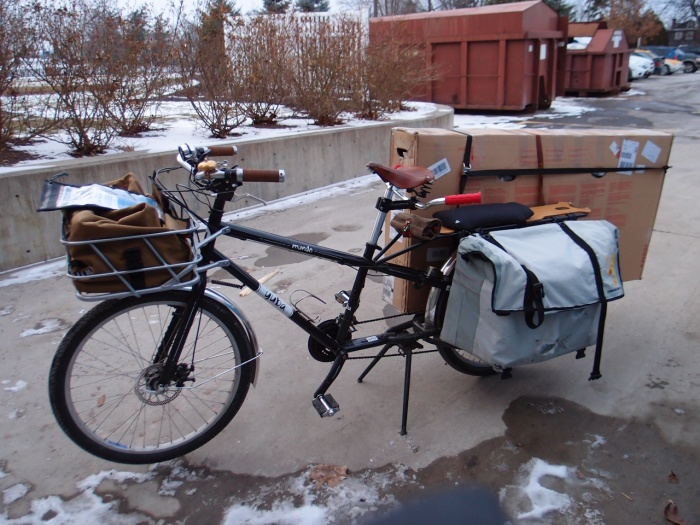 Bike On Bike #2