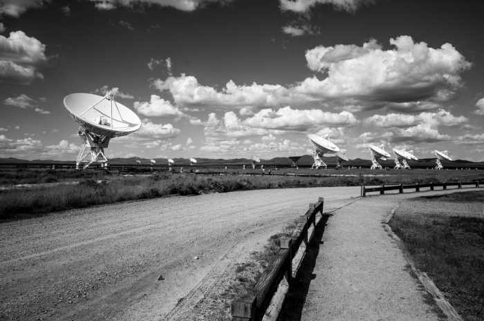 The VLA by Sean Bonner (flickr creative commons)